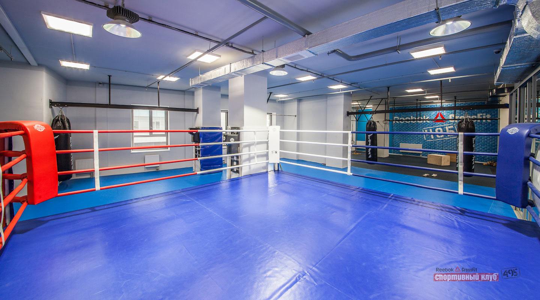 Фотография спортивного клуба Reebok CrossFit 495