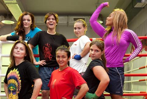 Фото 2 Амазонки специальный класс - бойцовский класс для смелых воительниц!