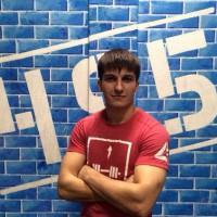 Гарусов Дмитрий - Тренер по кроссфиту
