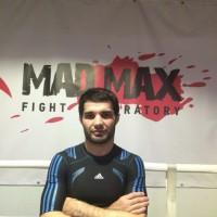 Султан Акаев - Инструктор групп по ММА